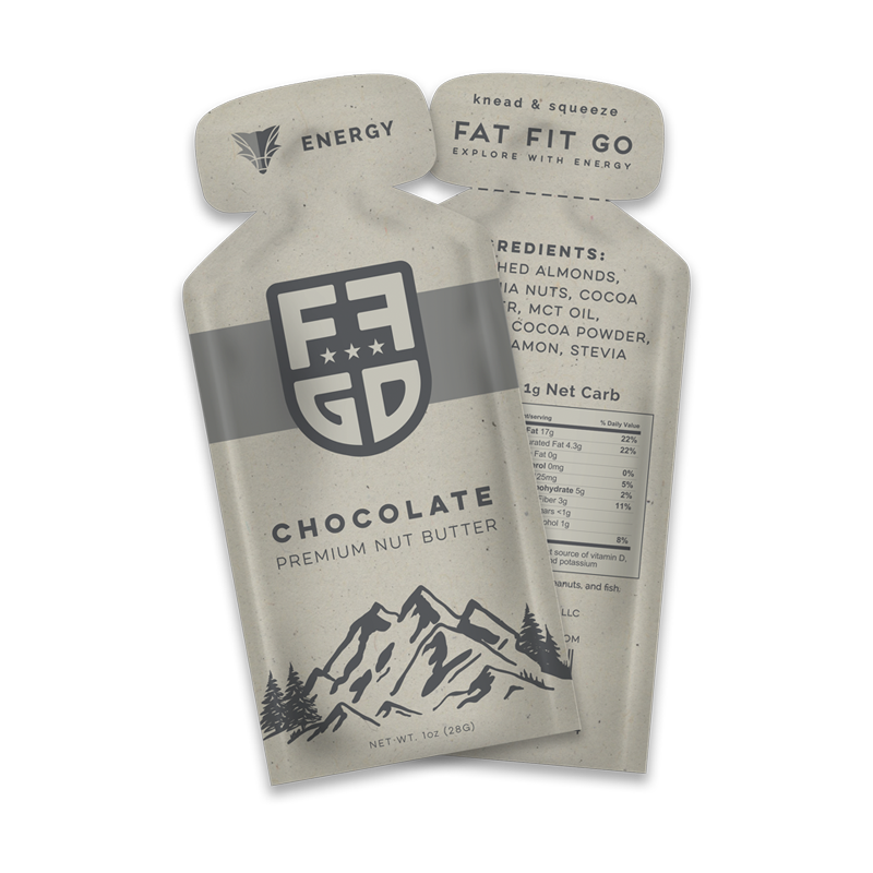 FFGO Chocolate 1oz Packets