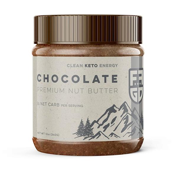 Chocolate Fat Fit Go Jar