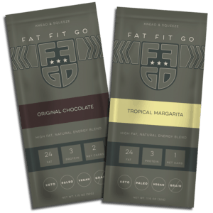 Fat Fit Go in Original Chocolate & Tropical Margarita